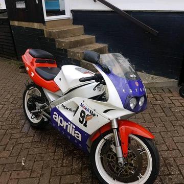 Aprilia AF1 125cc Rare collectors bike