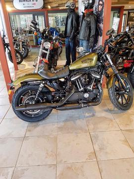 2017 Harley Davidson 883 Iron