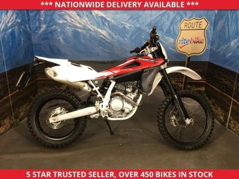 HUSQVARNA TE TE 125 TE125 LEARNER LEGAL 12M MOT ENDURO BIKE 2013 62