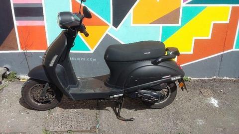 Sinnis Encanto 50cc Motorbike 2016