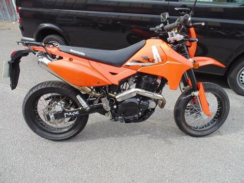 Pulse Adrenaline 250 cc Trials Bike