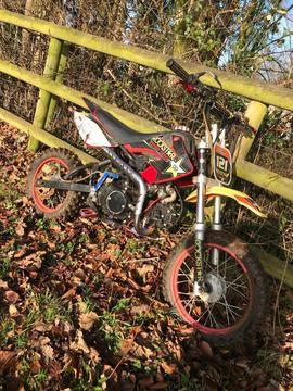 Pitbike 125cc dirtbike