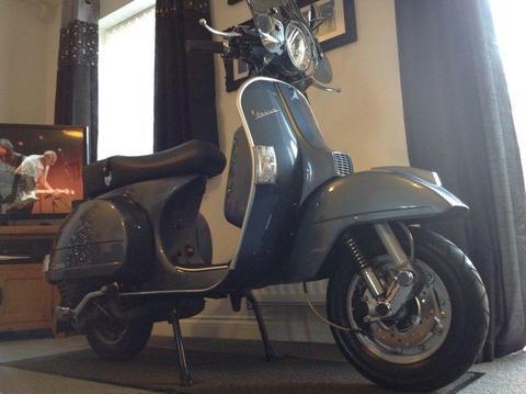 Vespa px125e for sale