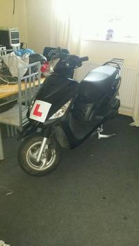 Yamaha nipponia miro 125cc