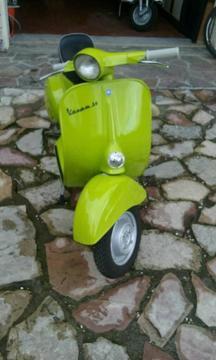 1967 Vespa 50cc completely restored